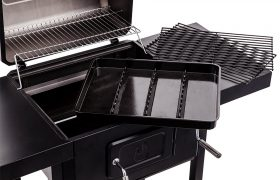 Char-Broil Charcoal Grill, 580 Square Inches - Grill Review