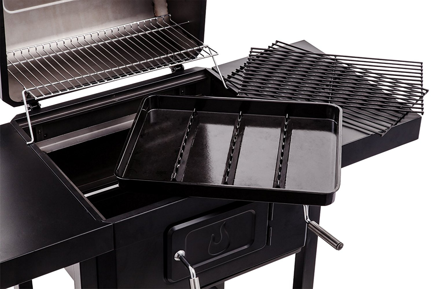 Char Broil Charcoal Grill, 580 Square Inches   Grill Review    DivineGrill.com