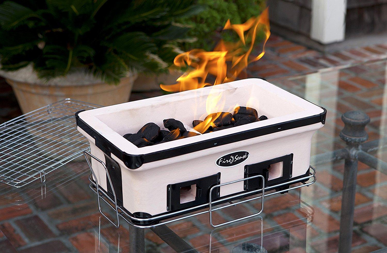 Fire Sense Large Yakatori Charcoal Grill Review