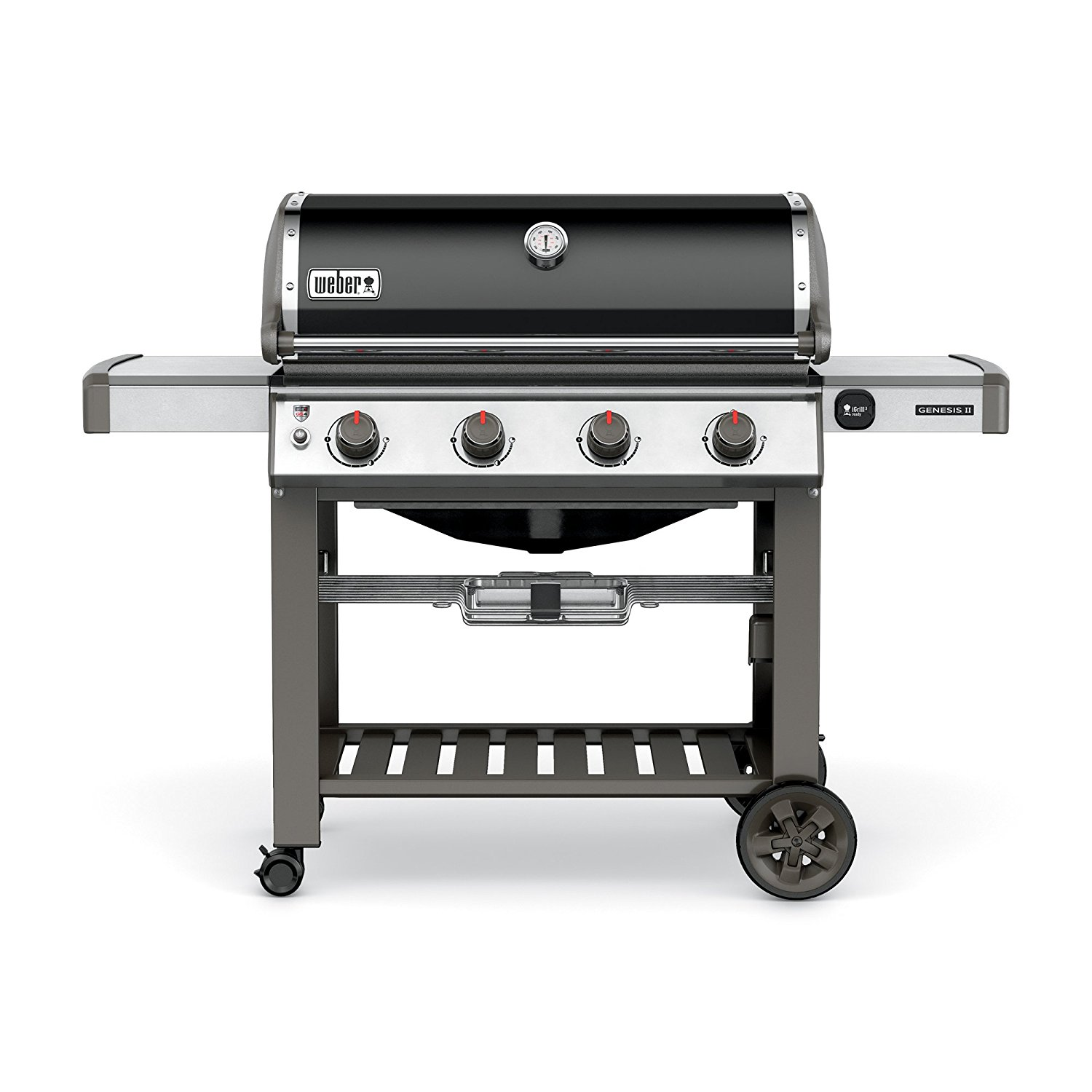 Weber 67010001 Genesis II E-410 Natural Gas Grill