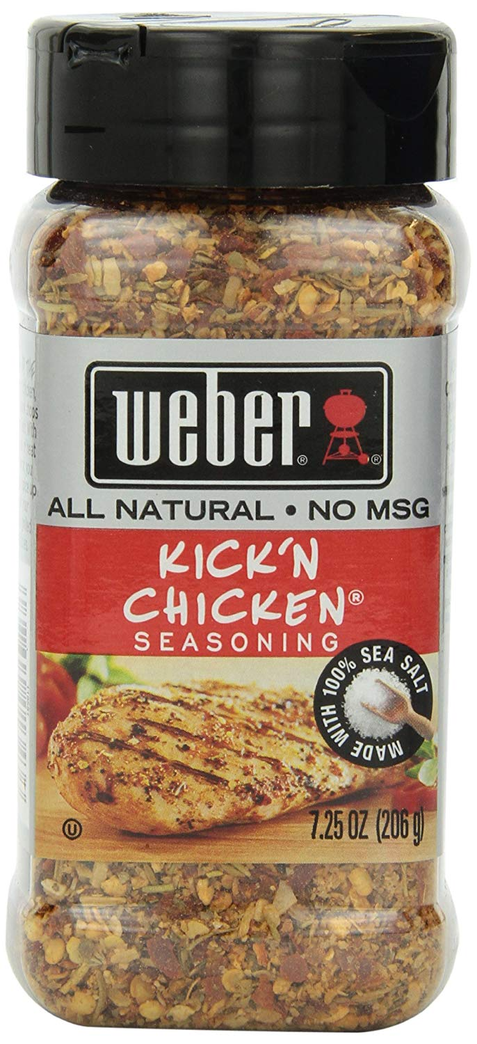 Weber-Seasoning-Kick-N-Chicken